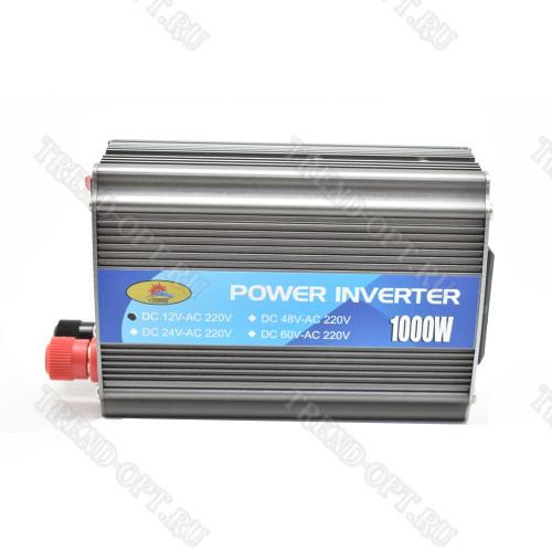 Автомобильный инвертор 12v 1000w