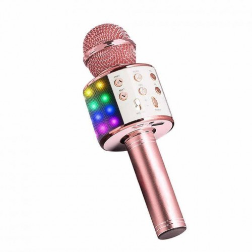 Беспроводной Караоке Микрофон WS-858L Оптом