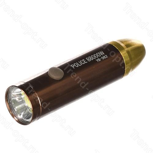Ручной led фонарик YB-982