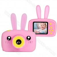 Детский цифровой фотоаппарат Fun Camera Rabbit
