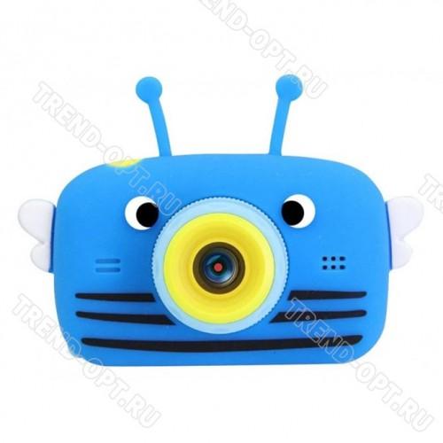 Детский фотоаппарат пчелка с двумя камерами оптом