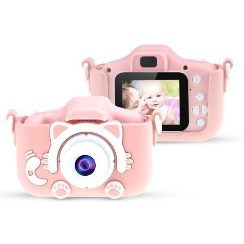 Детская камера Childrens Fun Camera Kitty оптом