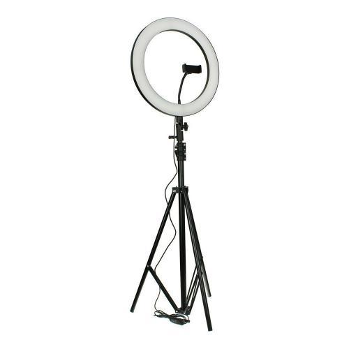 Светодиодная кольцевая лампа 30 см с пультом ДУ оптом