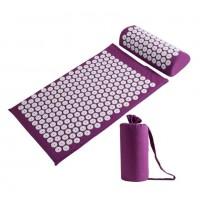 Акупунктурный набор: массажный коврик + валик оптом