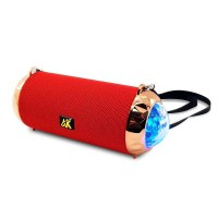Колонка Bluetooth AK118 с цветомузыкой оптом