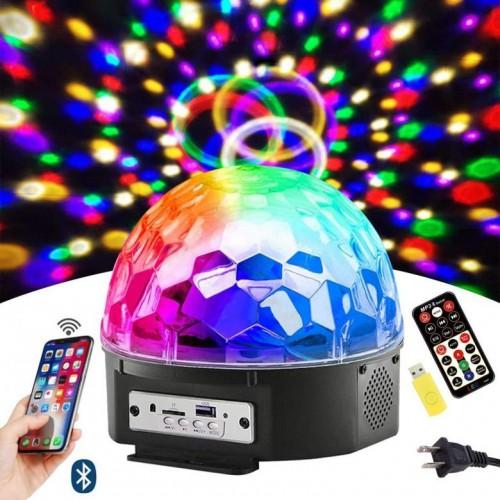 Диско шар (Bluetooth, MP3, USB, SD) оптом