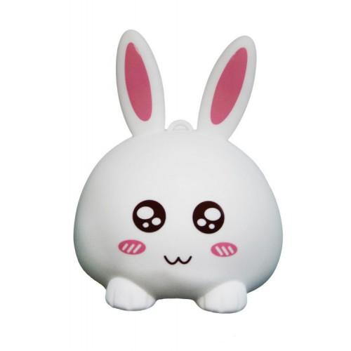 Светильник ночник силиконовый кролик оптом