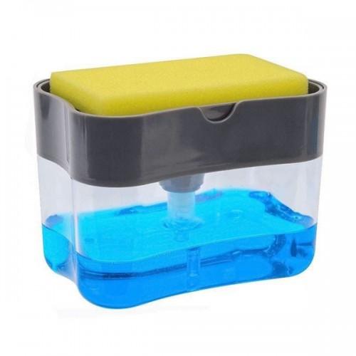 Дозатор для мыла с держателем для губки оптом
