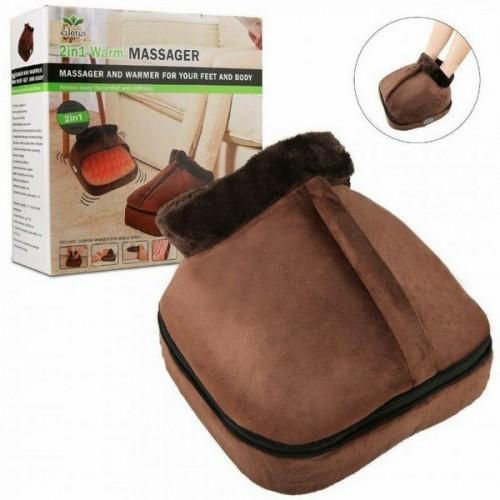 Массажер-грелка Warm massager для ног оптом