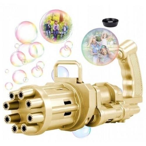 Пулемет для мыльных пузырей оптом