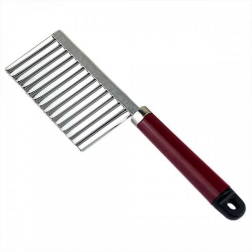 Нож для фигурной нарезки картофеля оптом