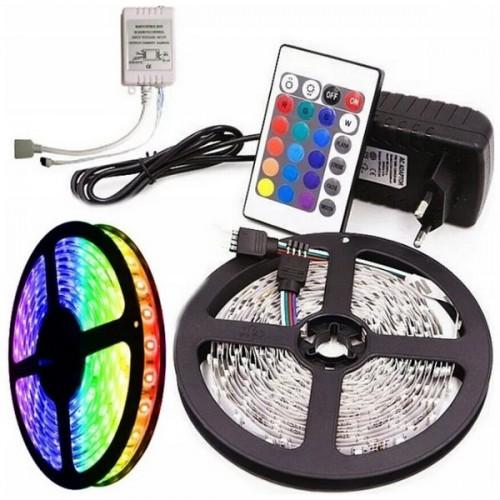 Светодиодная лента RGB SMD 5050 оптом