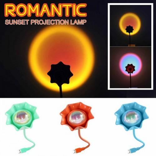 Мини-проектор заката Sunset Lamp оптом