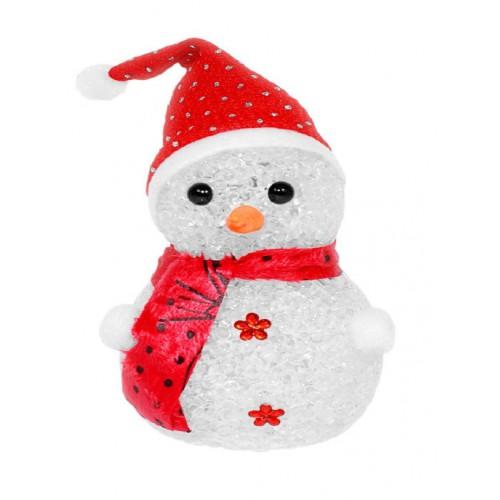 Светящийся снеговик оптом