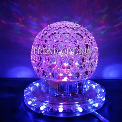 Светодиодный шар LED RGB Magic Ball Light