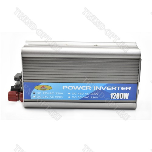 Автомобильный инвертор 12v 1200w