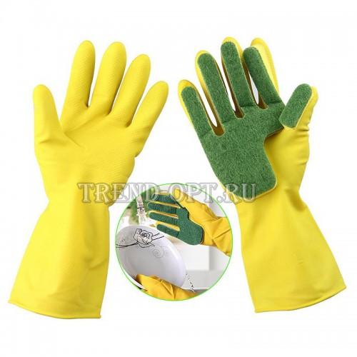 Перчатки латексные Feie Cleaning Latex