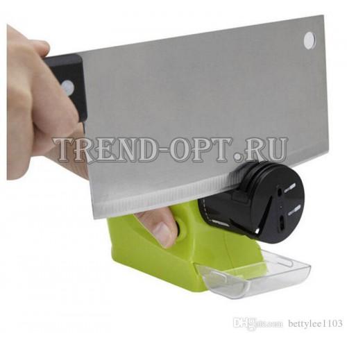Электрическая универсальная ножеточка Swifty Sharp