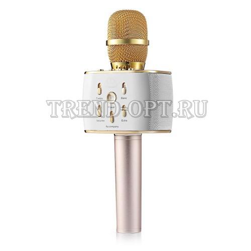 Беспроводной караоке микрофон Q5