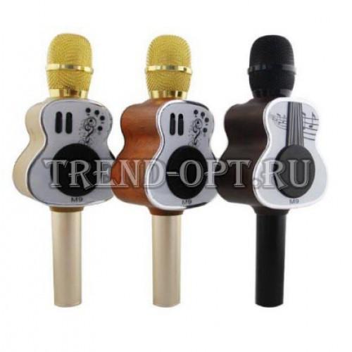 Беспроводной караоке-микрофон M9
