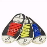 Силиконовые (резиновые) шнурки