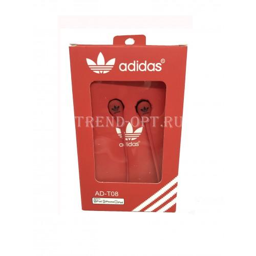 Вакуумные наушники Adidas AD-T08