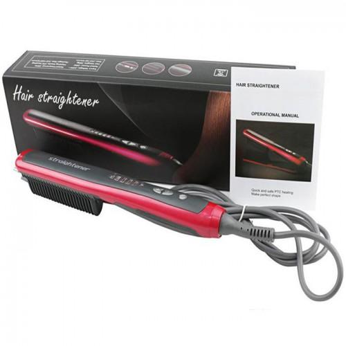 Расческа выпрямитель Hair Straightener HQT-908 оптом