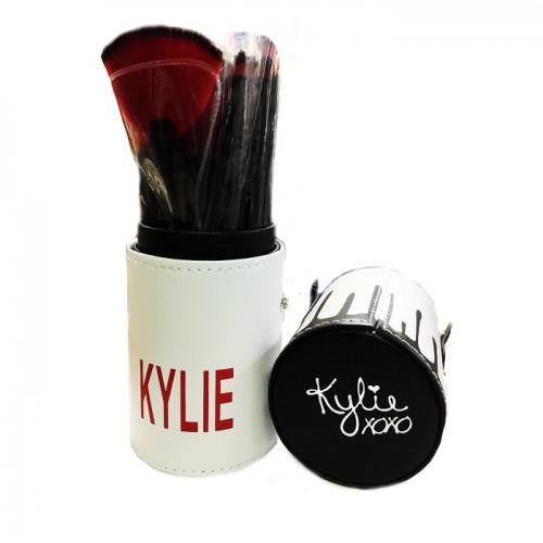 Набор кистей Kylie в тубе 12шт оптом
