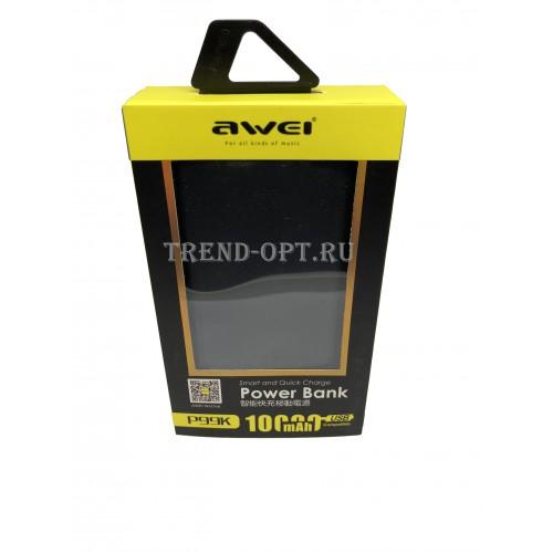 Беспроводной Повербанк Powerbank Awei Р99к