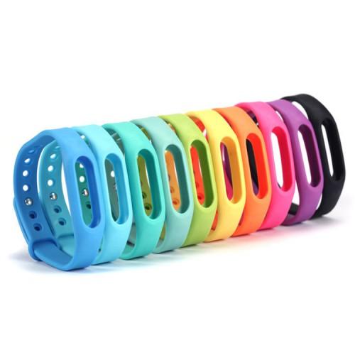 Цветные браслеты для Xiaomi Mi Band