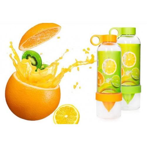 Бутылка с соковыжималкой Citrus Zinger оптом