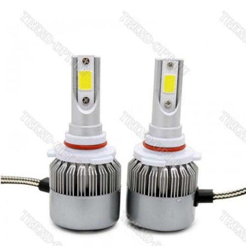 Комплект светодиодных авто LED ламп, головной свет 9005-HB3