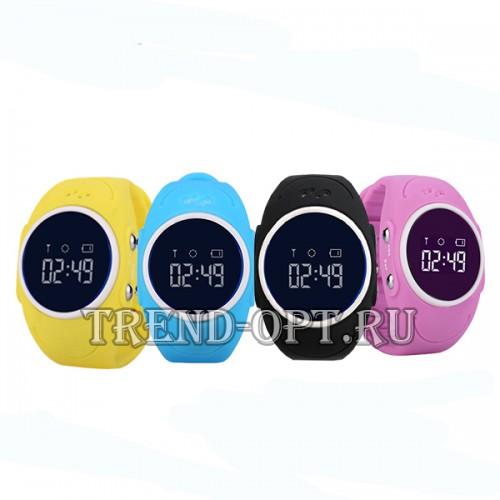 Детские GPS часы Smart Baby Watch Q520S