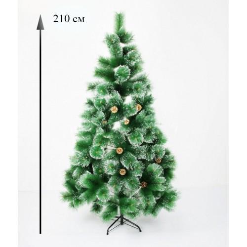 Елка новогодняя 210 см