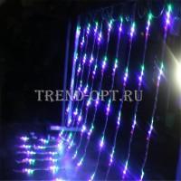 Светодиодная новогодняя гирлянда LED 240 шт. 2*2м