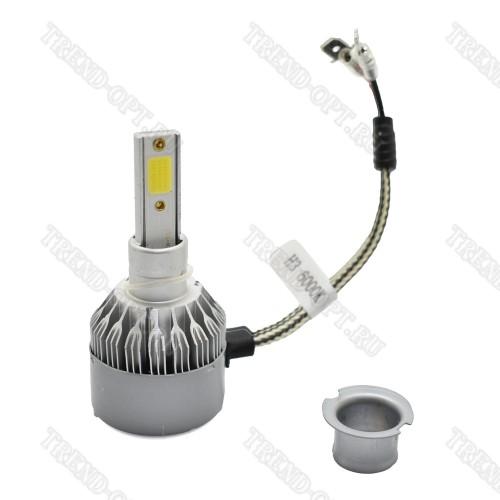 Комплект светодиодных авто LED ламп головной свет H7