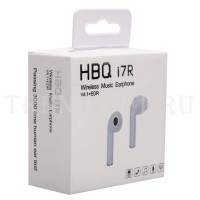 Bluetooth наушники HBQ-i7R