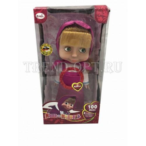 Кукла - Маша говорит 100 фраз, поёт 4 песни