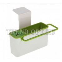 Органайзер для кухонных принадлежностей на присосках, 20 х 9 х 9 см