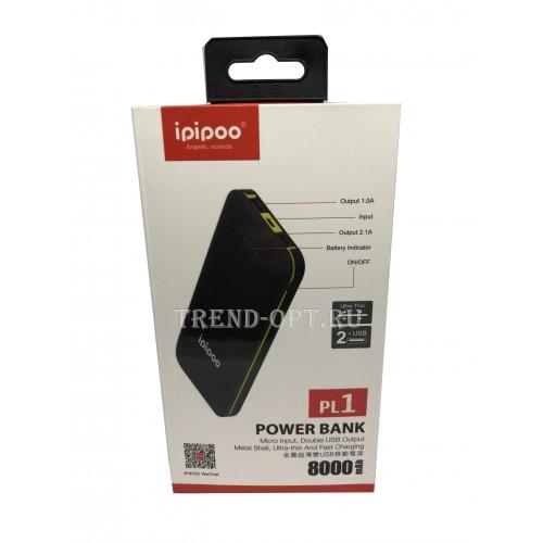 Беспроводной Повербанк  Powerbank  ipipoo PL1