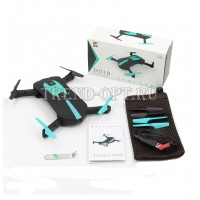 Квадрокоптер с камерой JY018 Pocket Drone