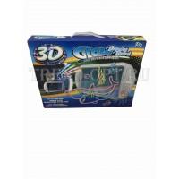 3D доска (планшет) для рисования GLOW Drawing Board