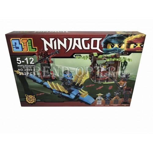 Конструктор Ninjago 5-12 age