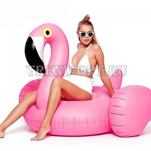Надувной матрас Фламинго 150см