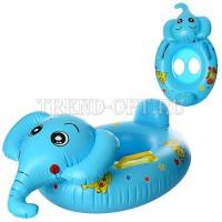 Круг плавательный детский Слоник