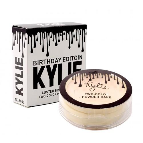 Двухцветная пудра Kylie Birthday Edition оптом