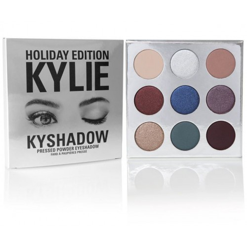 Тени Kylie Kyshadow Holiday Edition оптом