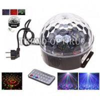Диско-Шар Светодиодный LED Criystal Magic Ball