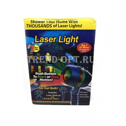 Проектор Laser Light Projector