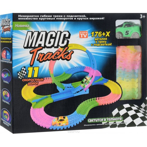 Magic Tracks 176 дет.
